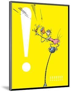 Exclamation Point (yellow) by Theodor (Dr. Seuss) Geisel