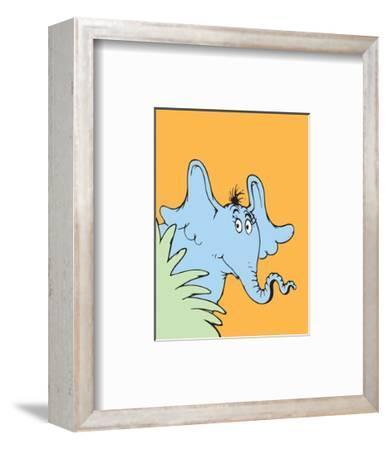 Horton Hears a Who (on orange)