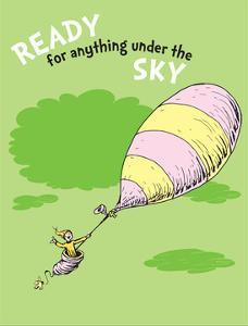 Ready for Anything (green) by Theodor (Dr. Seuss) Geisel