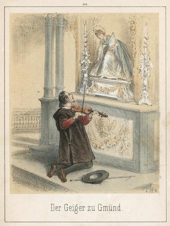 The Fiddler of Gmund