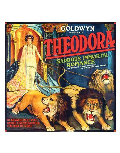 Theodora - 1919--Giclee Print