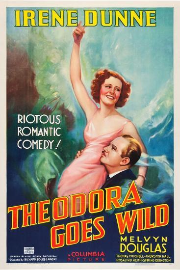 Theodora Goes Wild--Art Print