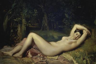 Sleeping Nymph