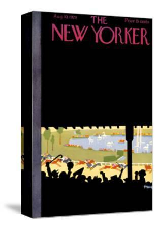 The New Yorker Cover - August 10, 1929