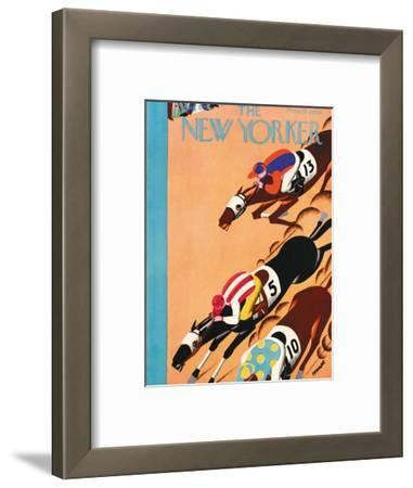 The New Yorker Cover - August 8, 1931
