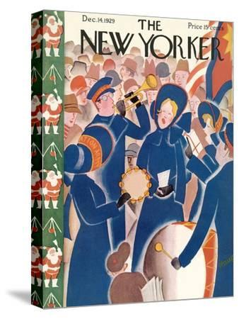 The New Yorker Cover - December 14, 1929