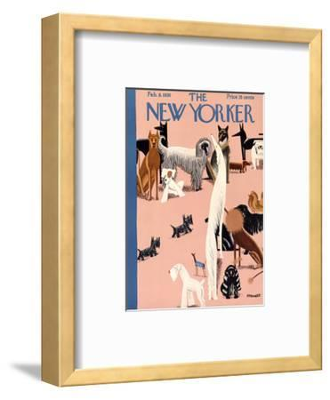 The New Yorker Cover - February 8, 1930