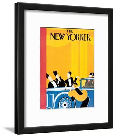 The New Yorker Cover - January 9, 1932