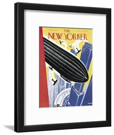 The New Yorker Cover - May 10, 1930