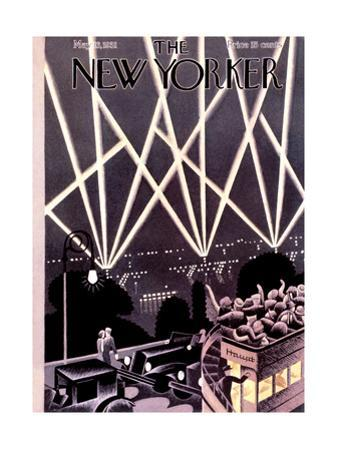 The New Yorker Cover - May 16, 1931 by Theodore G. Haupt