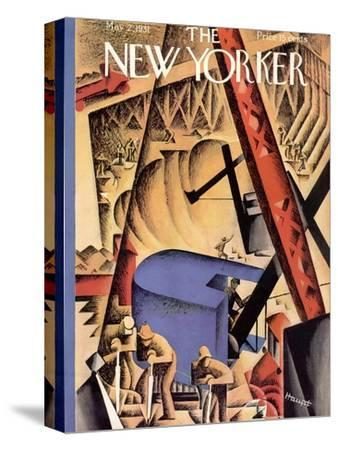 The New Yorker Cover - May 2, 1931