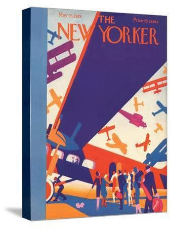 The New Yorker Cover - May 25, 1929