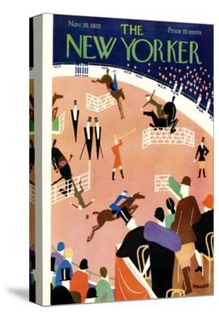 The New Yorker Cover - November 10, 1928