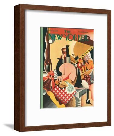 The New Yorker Cover - November 22, 1930