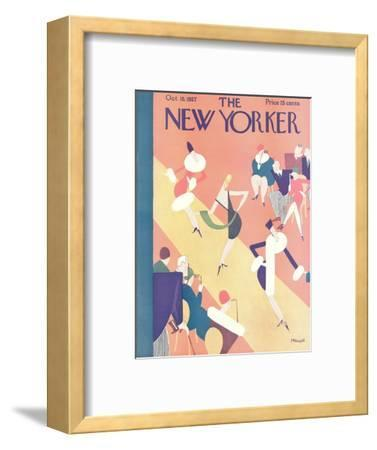 The New Yorker Cover - October 15, 1927