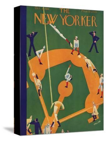 The New Yorker Cover - October 5, 1929