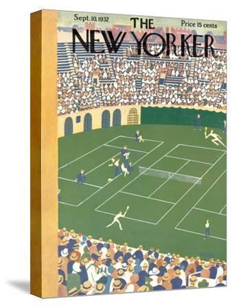 The New Yorker Cover - September 10, 1932