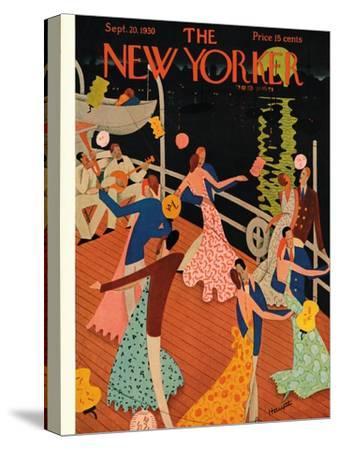 The New Yorker Cover - September 20, 1930