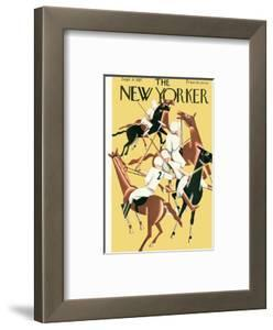 The New Yorker Cover - September 3, 1927 by Theodore G. Haupt