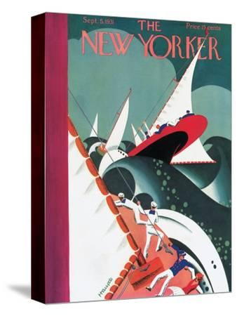 The New Yorker Cover - September 5, 1931