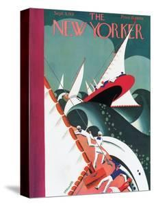 The New Yorker Cover - September 5, 1931 by Theodore G. Haupt