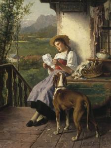 The Love Letter by Theodore Gerard