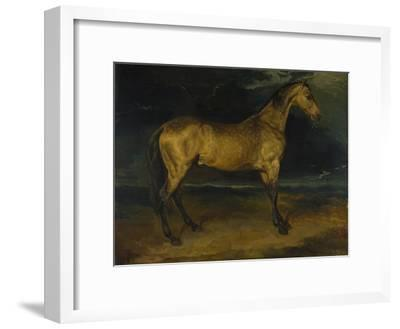A Horse Frightened by Lightning, Ca 1814