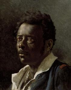 Study of a Model by Theodore Gericault