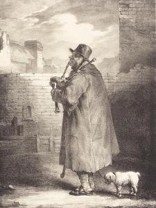 The Piper, c.1821 by Theodore Gericault