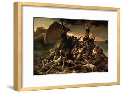 The Raft of the Medusa (Le Radeau De La Médus), 1818-1819