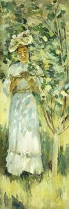 Sunlight and Shadows, 1871? by Theodore Robinson