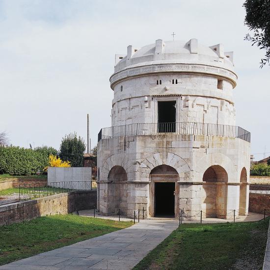 Theodoric's Mausoleum--Photographic Print