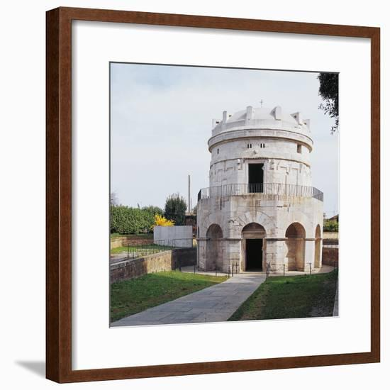 Theodoric's Mausoleum--Framed Photographic Print
