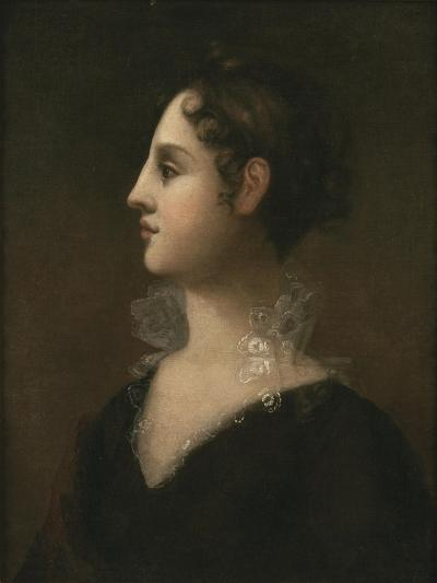 Theodosia Burr (Mrs. Joseph Alston, 1783-1813), 1802-John Vanderlyn-Giclee Print