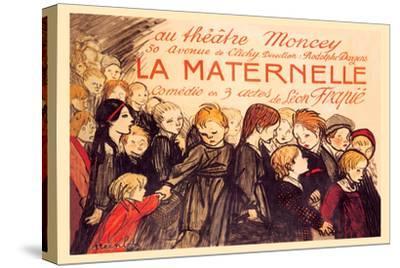La Maternelle: Comedie en 3 Actes, c.1920