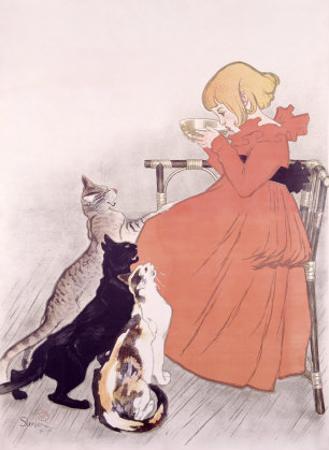 Lait Sterilise, 1896