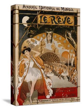 Le Reve, 1891