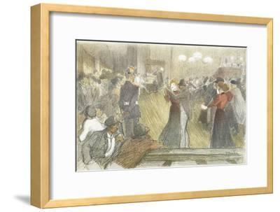 Local Dance, 1897-1899