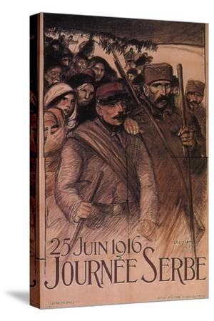 Serbia Day, 1916