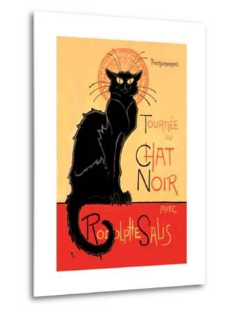 Tournee du Chat Noir Avec Rodolptte Salis