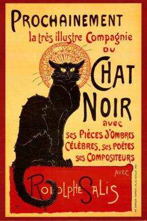 Tournée du Chat Noir, c.1896