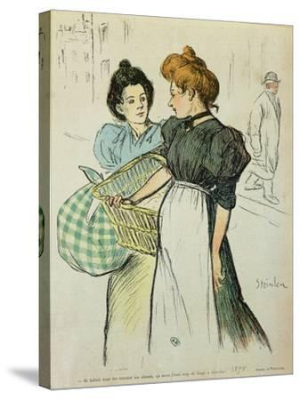 Two Washerwomen, 1898