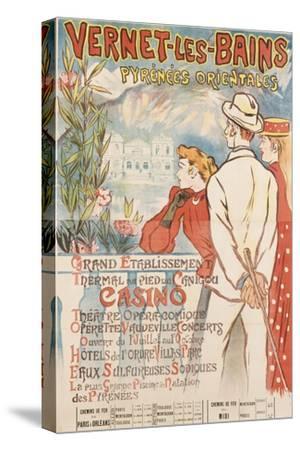Vernet-Les-Bains, 1896