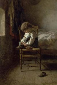Alone by Theophile Emmanuel Duverger