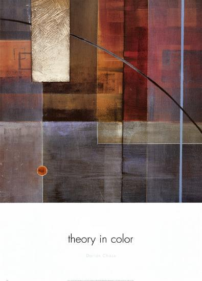 Theory in Color-Darian Chase-Art Print