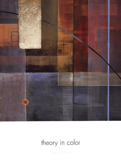 Theory in Color-Laurie Chase-Art Print