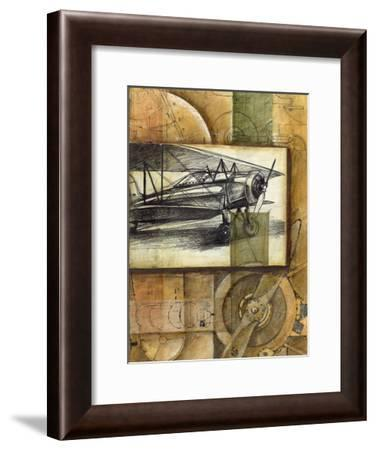 Theory of Flight I-Ethan Harper-Framed Premium Giclee Print