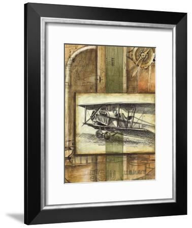 Theory of Flight II-Ethan Harper-Framed Premium Giclee Print