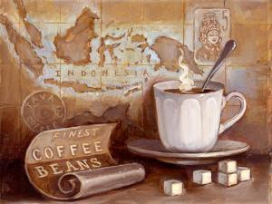 Finest Coffee Beans by Theresa Kasun