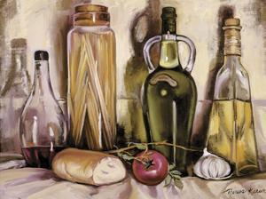 Pasta and Olive Oil by Theresa Kasun